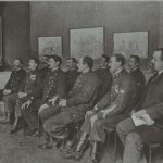 M.D. Berlitz teaching French police officers in Paris, 1907
