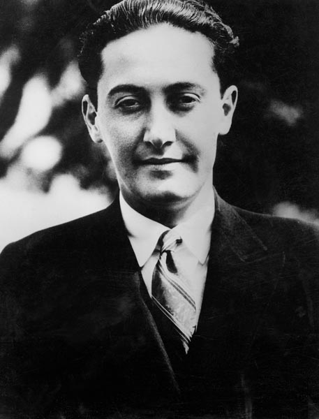 Irving Thalberg Portrait, 1927