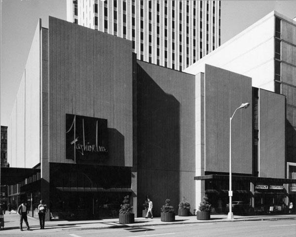 Fashion Bar, downtown Denver location, ca. 1970s