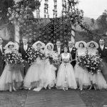 Wedding of Norma Shearer to Irving Thalberg