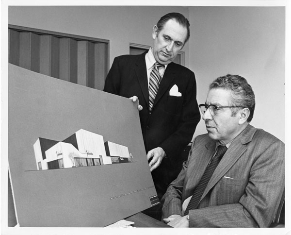 William Weil and Jack Levy, ca. 1970s