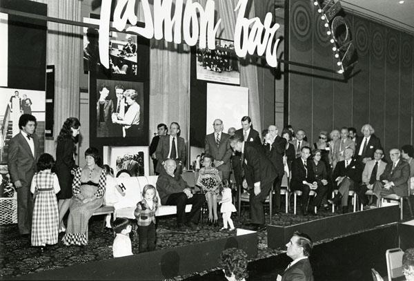 Fashion Bar celebration, ca. 1970s