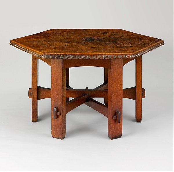 Gustav Stickley, Library Table, ca. 1906