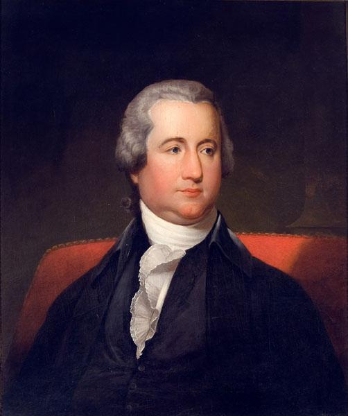 Portrait of Frederick Muhlenberg, ca. 1838