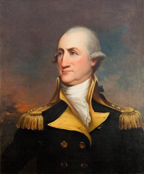 Portrait of Peter Muhlenberg, ca. 1795