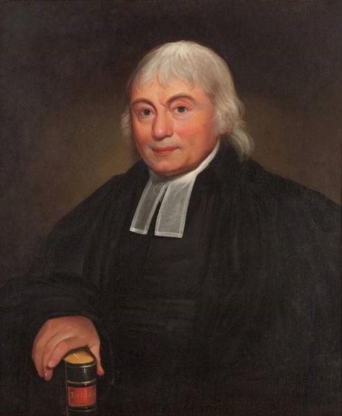 Portrait of Henry Muhlenberg Jr., ca. 1790