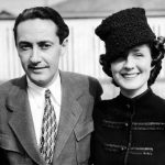 Irving Thalberg with his wife Norma Shearer