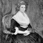 Portrait of Catharine (Schaeffer) Muhlenberg, ca. 1790