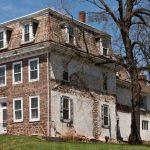 Frederick Muhlenberg house, built 1763, Trappe, Pa