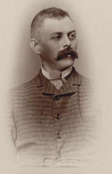 Portrait of Wilhelm Böing, Sr.