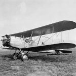 Boeing 40B Mail Plane at Sand Point Airfield