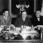 Irving Thalberg Meeting with other Producers