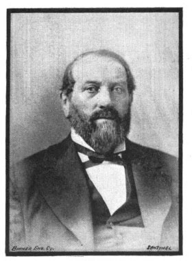 Guido Pfister in the 1880s