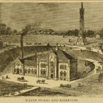 Milwaukee Water Works, early 1870s