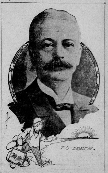 Mr. Bigelow goes to Prison, 1905