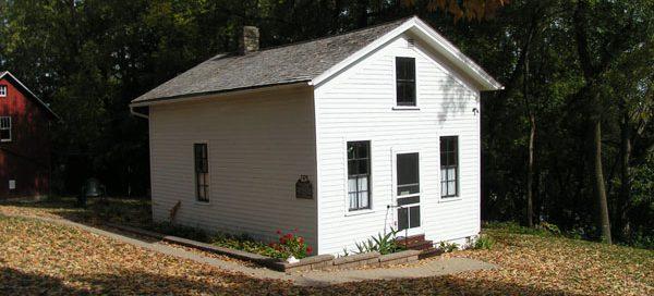 Schurz kindergarten building, Watertown, Wisconsin