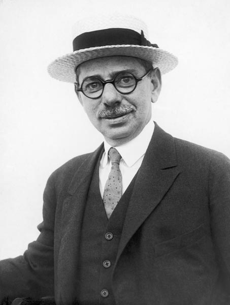 Marcus Loew Portrait, ca. 1925