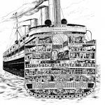 "The steamship ""Deutschland"" broke the record set by ""Kaiser Wilhelm der Grosse"" for fastest crossing time"