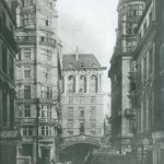 The Savoy Hotel in London in the early twentieth century