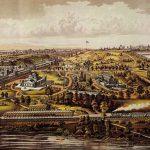 U.S. Centennial Exposition poster, 1876
