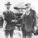 Adolph Zukor and Marcus Loew, 1923