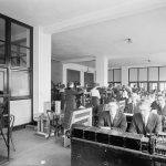 Tabulating Machine Co. workers in the company's Washington office