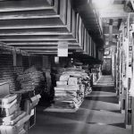 Sutro Library basement, 1956