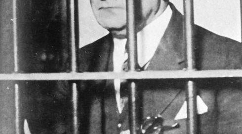 George Remus in jail