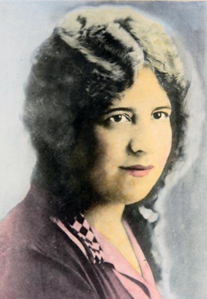Imogene Remus, 1923