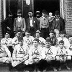 May Company Baseball Team, Denver, Colorado, c. 1915