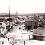 Downtown Santa Cruz, 1860