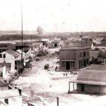 Downtown Santa Cruz, 1860