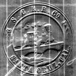 Santa Cruz Railroad Logo