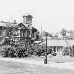Library, Frederick A. Hihn Mansion, Santa Cruz, California, n.d.