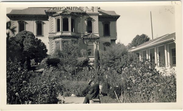 Frederick A. Hihn Mansion Demolition, n.d.