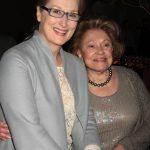 Actress Meryl Streep and Lillian Vernon at the Kageno Harambee Gala