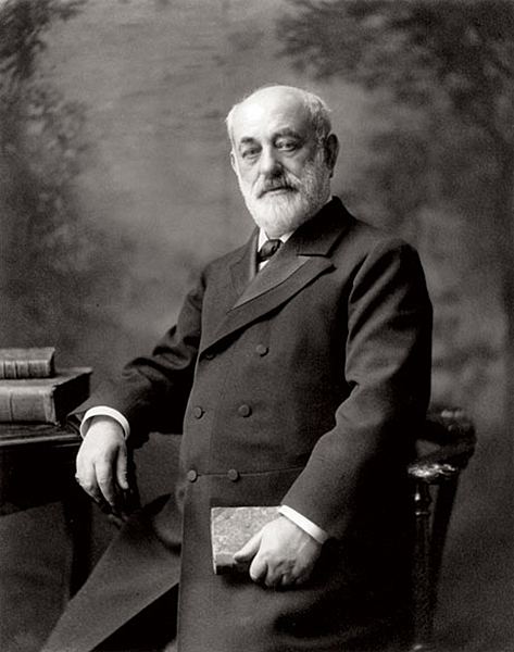 Marcus Goldman Portrait, c. early 1900s