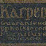 S. Karpen & Bros. Tag