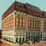 Hotel Astor Postcard, New York, ca. 1900