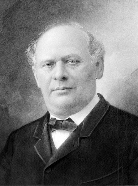 Samuel Rosenwald, Julius Rosenwald's Father