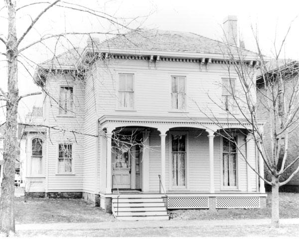 Childhood Home of Julius Rosenwald, Springfield, IL