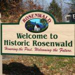 Site of the Rosenwald School in Brevard, North Carolina