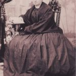 Johanna Herting, first wife of John Augustus Roebling, n.d.