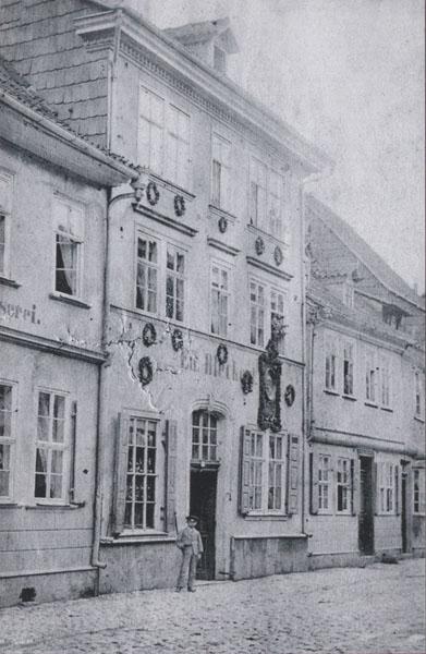 Röbling-Straße 5, Mühlhausen, Thüringen, n.d.