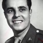 Alfred Lion in his United States Army Uniform, 1942