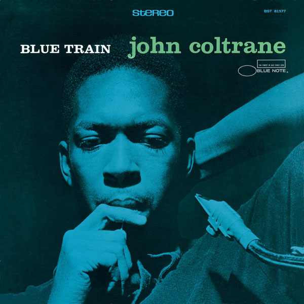John Coltrane, Blue Train, Album Cover, 1957
