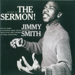 Jimmy Smith, The Sermon!, Album Cover, 1958