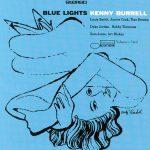 Kenny Burrell, Blue Lights Volume I, Album Cover, 1958