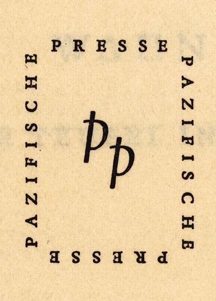 Pazifische Presse logo