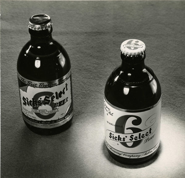 Sicks' Bottles – Before and After